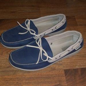 48917a65e3 CROCS Flats & Loafers for Women | Poshmark